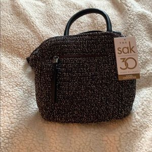 NWT The Sak Convertible Crossbody/Mini Backpack